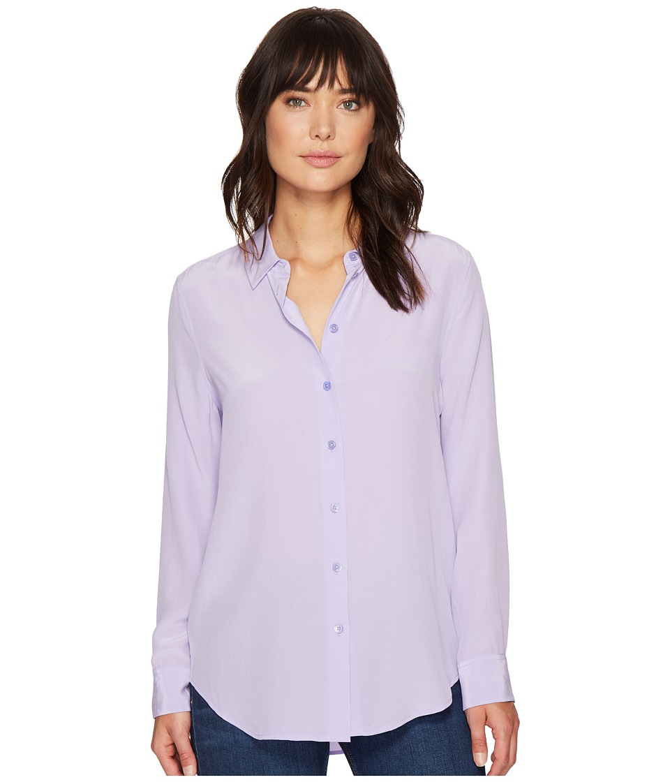 EQUIPMENT - Essential Q23-E900 (Wisteria) Women's Blouse