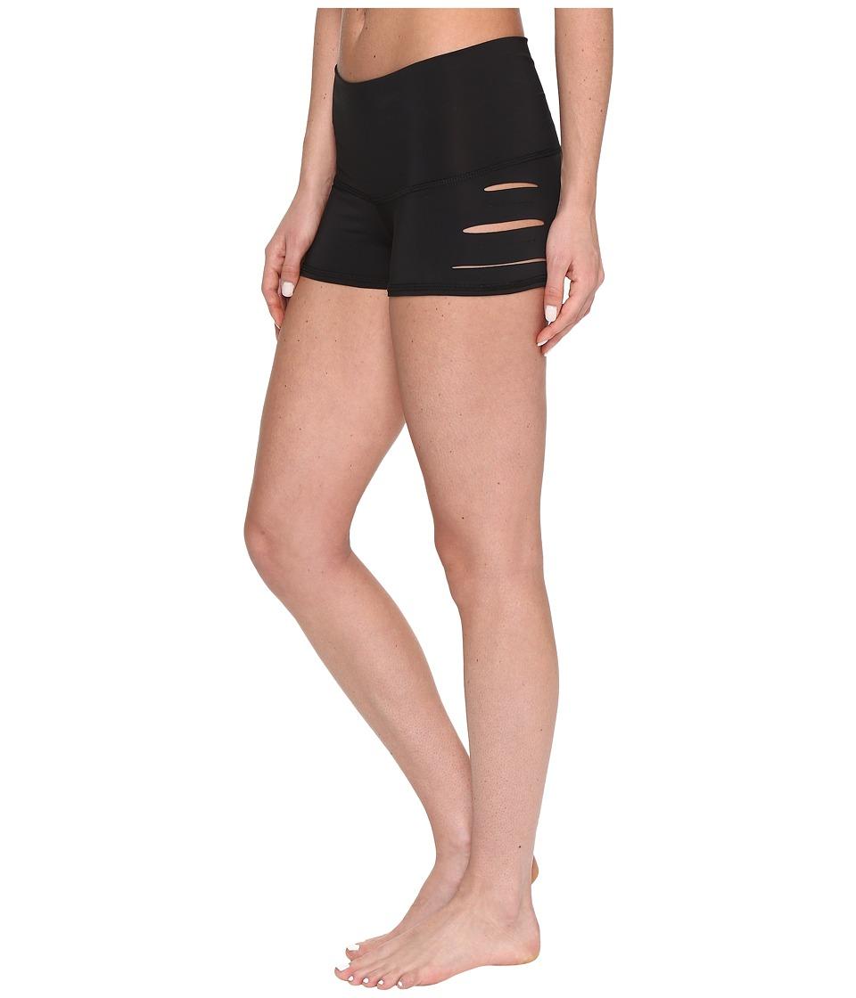 teeki - Jimi Sun Shorts (Black) Women's Shorts