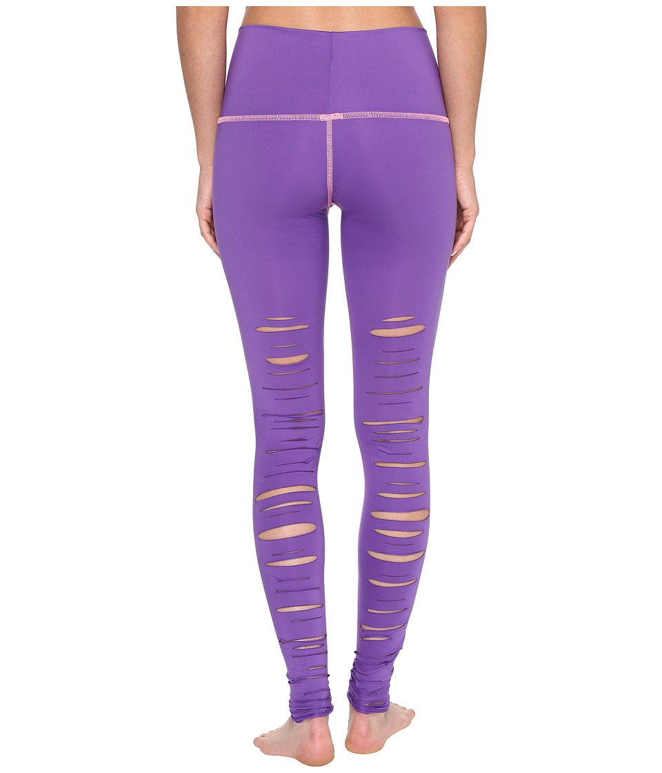 teeki - Janis Hot Pants (Bright Purple) Women's Casual Pants