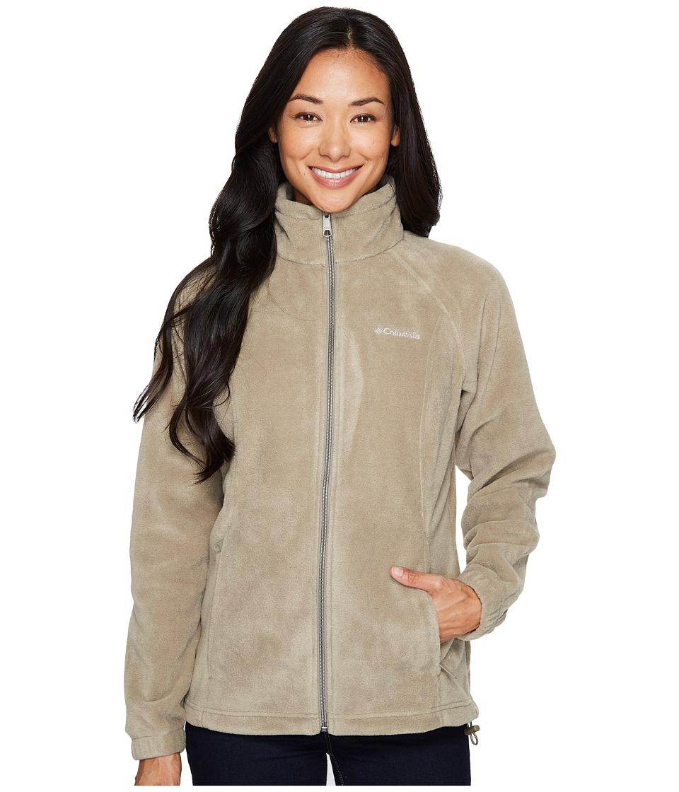 Columbia Benton Springstm Full Zip (Sage) Women