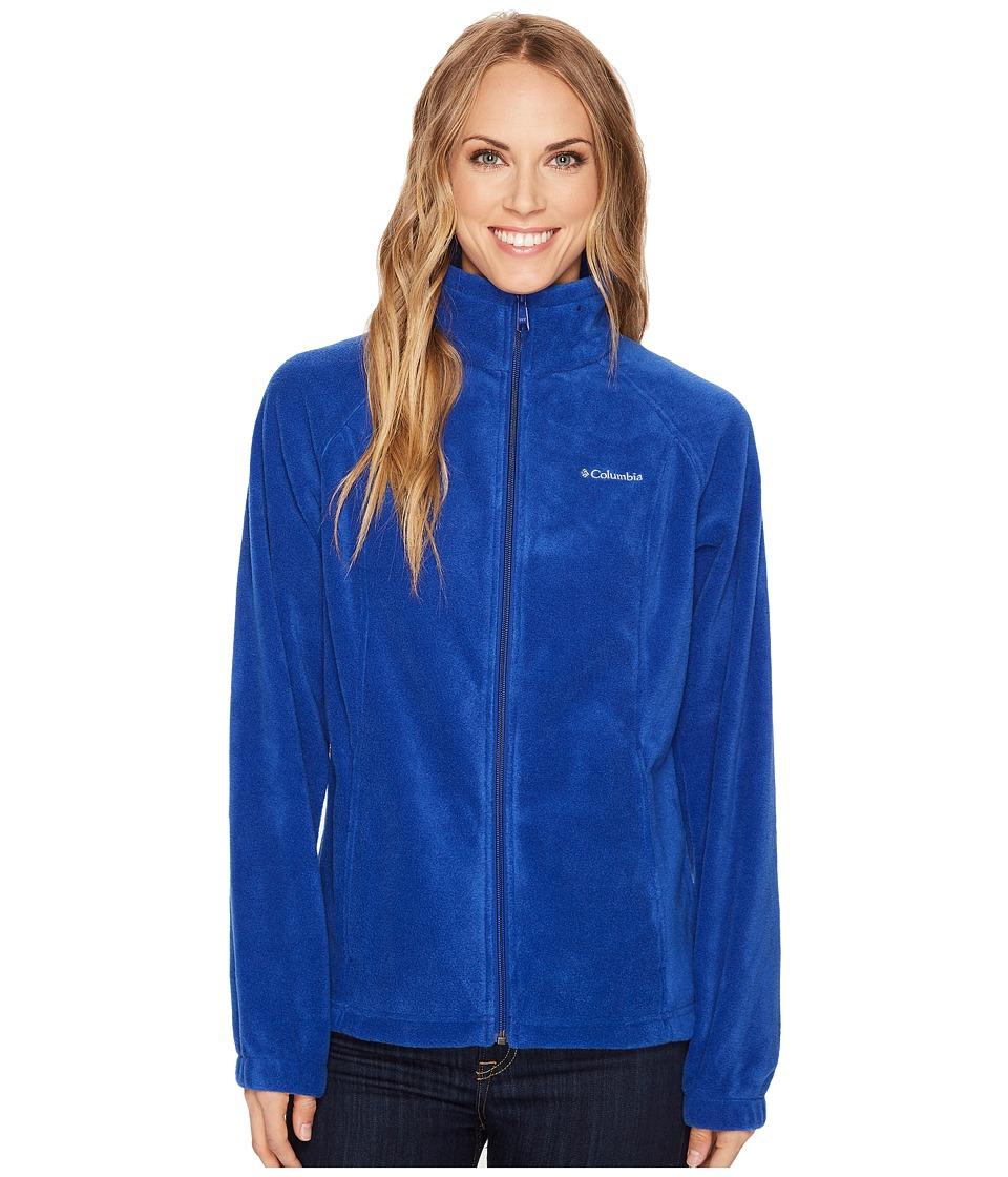 Columbia - Benton Springstm Full Zip (Dynasty) Women's Jacket