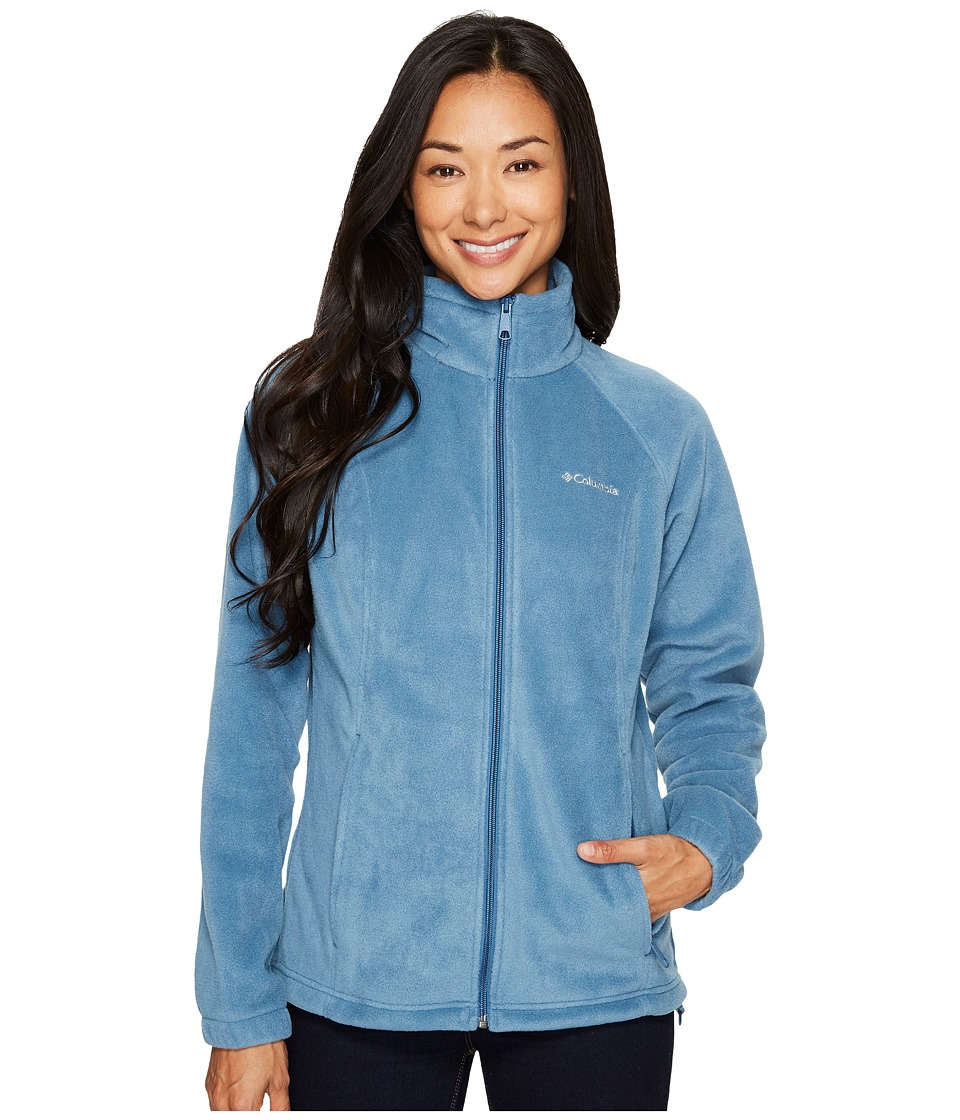 Columbia - Benton Springstm Full Zip (Blue Heron) Women's Jacket