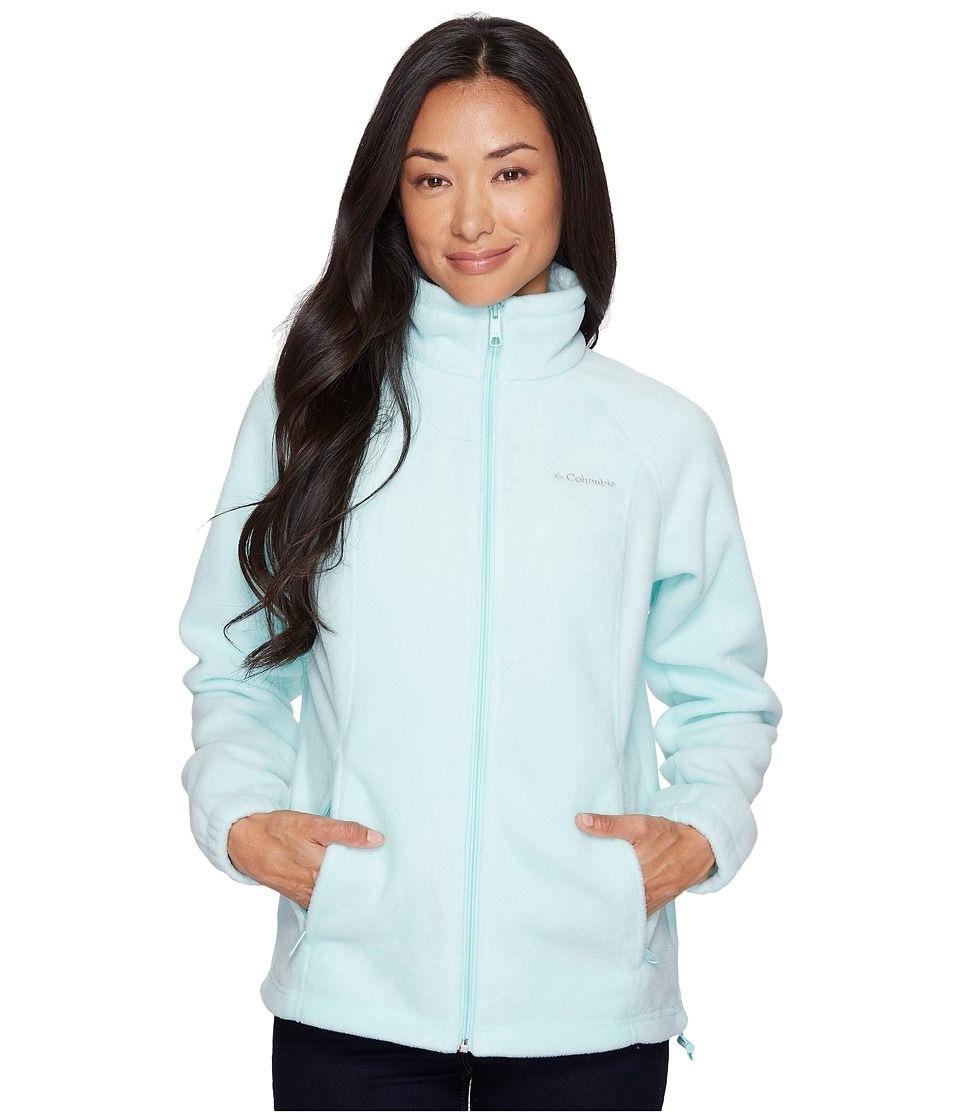 Columbia Benton Springstm Full Zip (Blueglass) Women