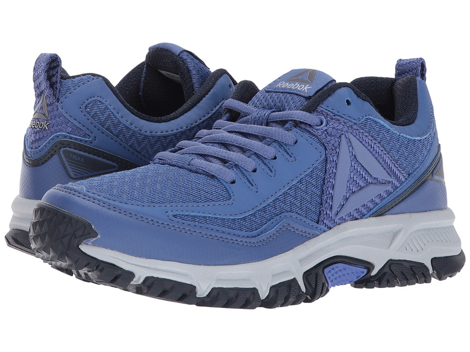 Reebok - Ridgerider Trail 2.0 (Lilac Shadow/Collegiate Navy/Cloud Grey/Silver/Pewter/Black) Women's Running Shoes