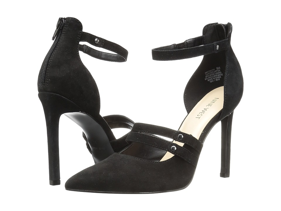 Nine West Tadyn Black Shoes