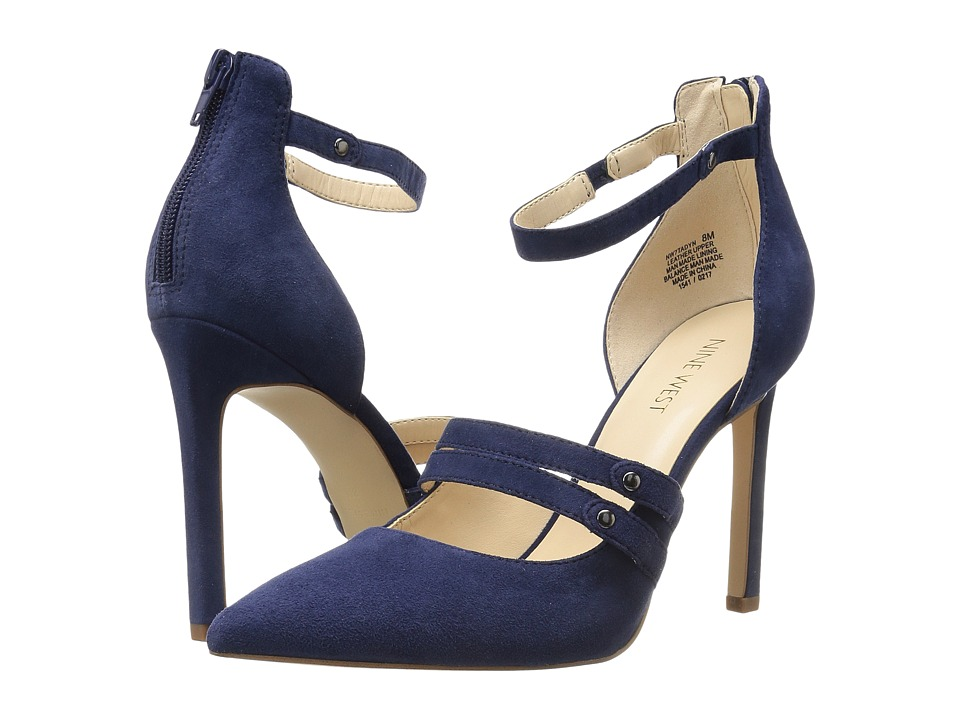 Nine West - Tadyn (Moody Blue) Women's Shoes