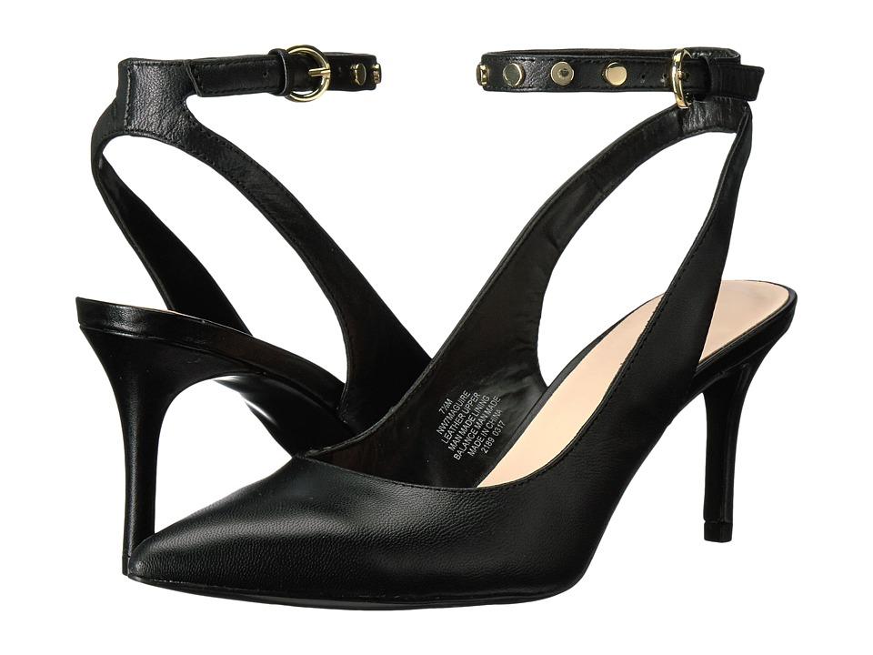 Nine West - Maguire (Black) Women's Shoes