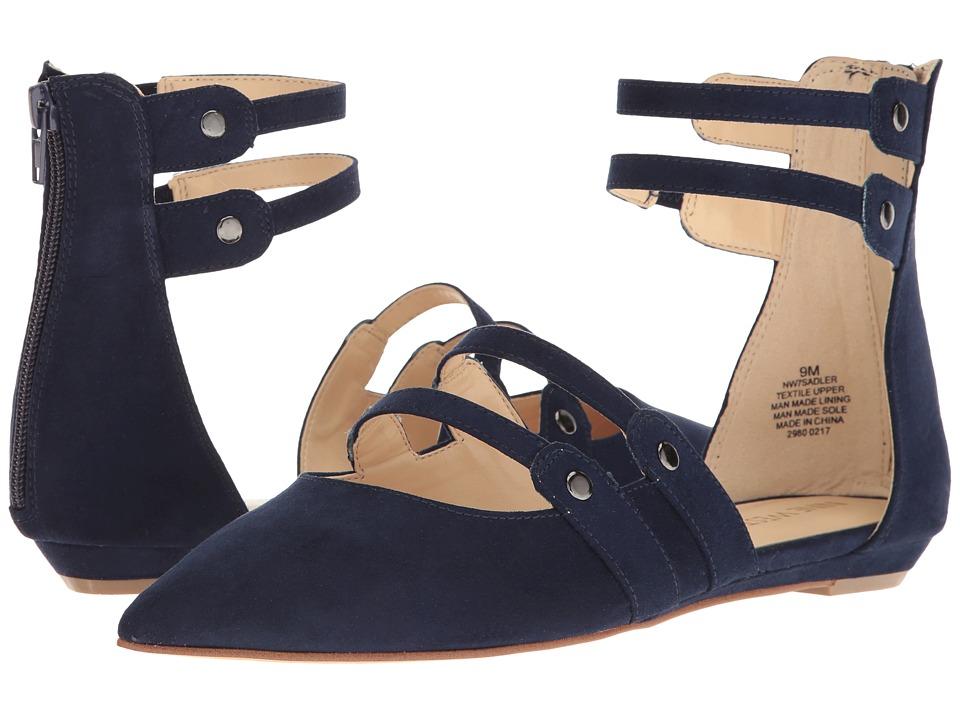 Nine West - Sadler (Moody Blue) Women's Shoes