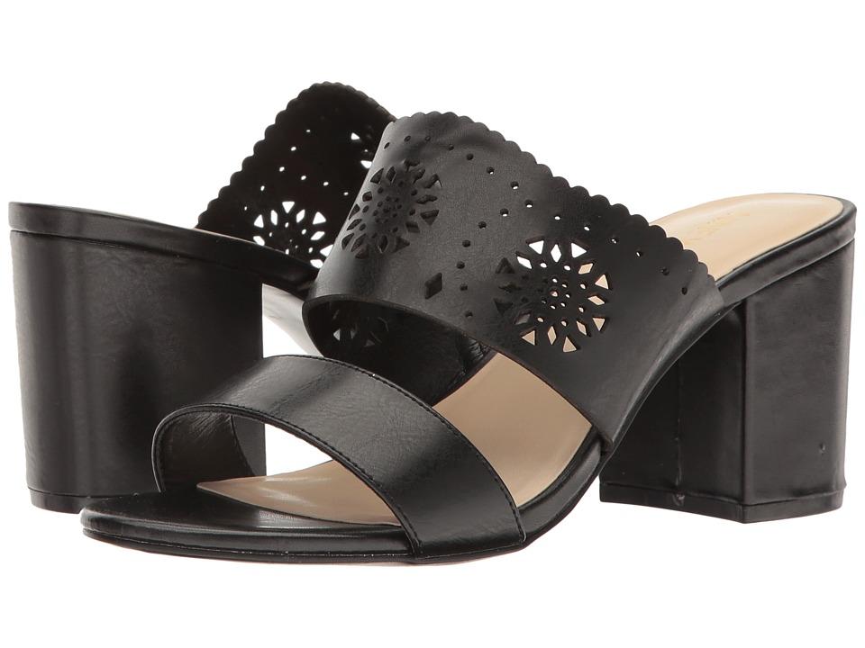 Nine West - Jalandra (Black/Black) Women's Shoes