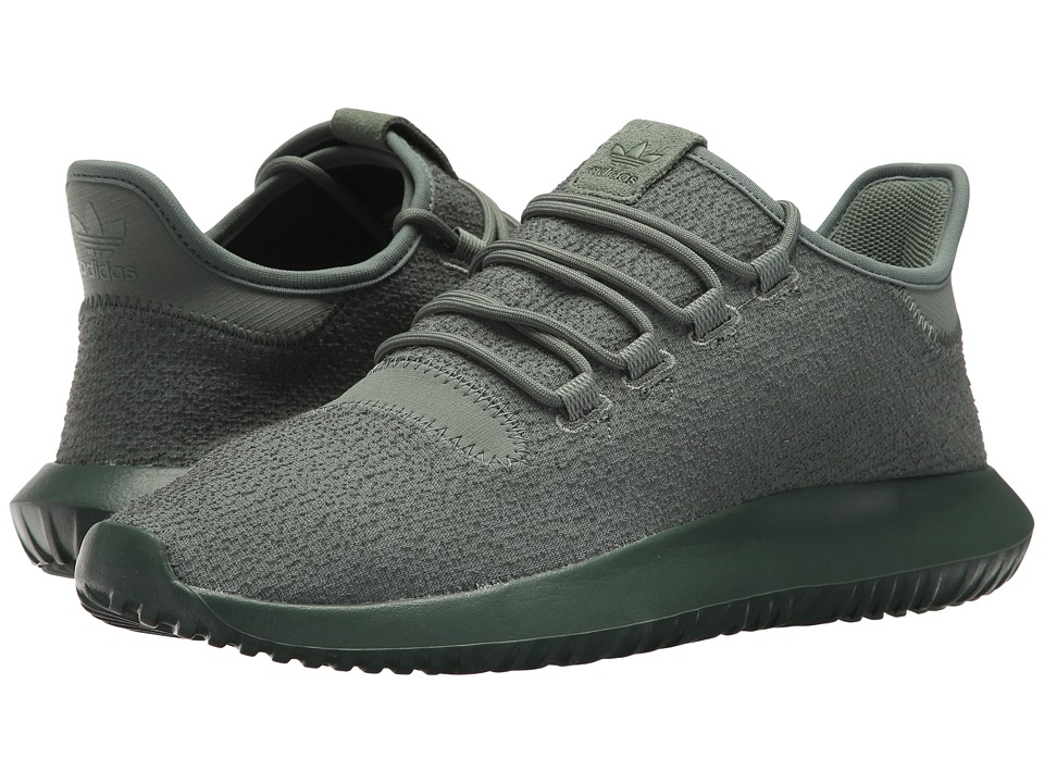 adidas Originals - Tubular Shadow (Trace Green/Tactile Yellow) Men's Classic Shoes