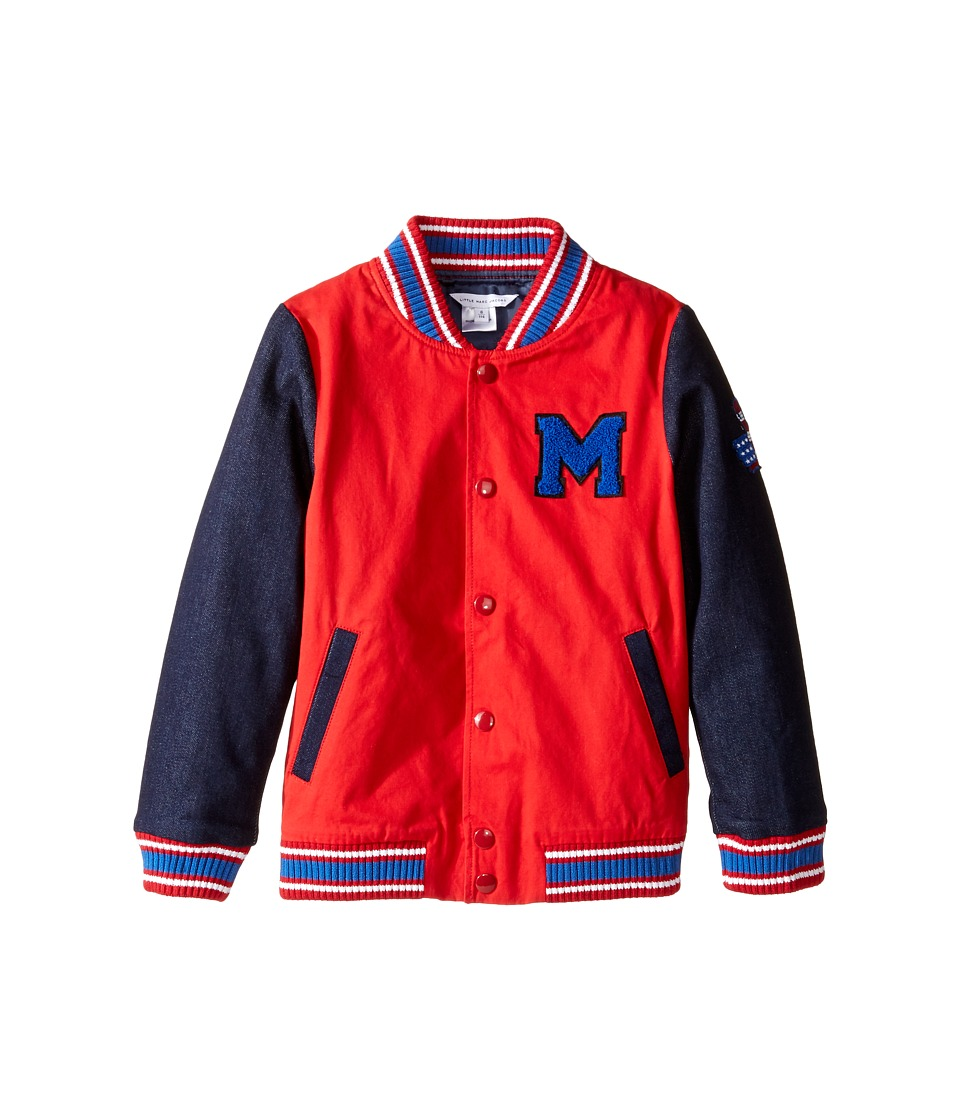 Little Marc Jacobs - Official Teddy (Little Kids/Big Kids) (Rouge/Bleu) Boy's Clothing