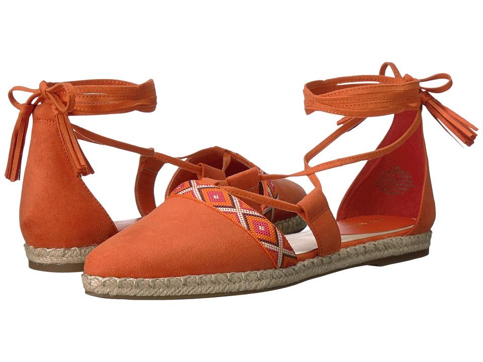 Nine West - Upsdell (Tropic Orange/Orange Multi) Women's Shoes