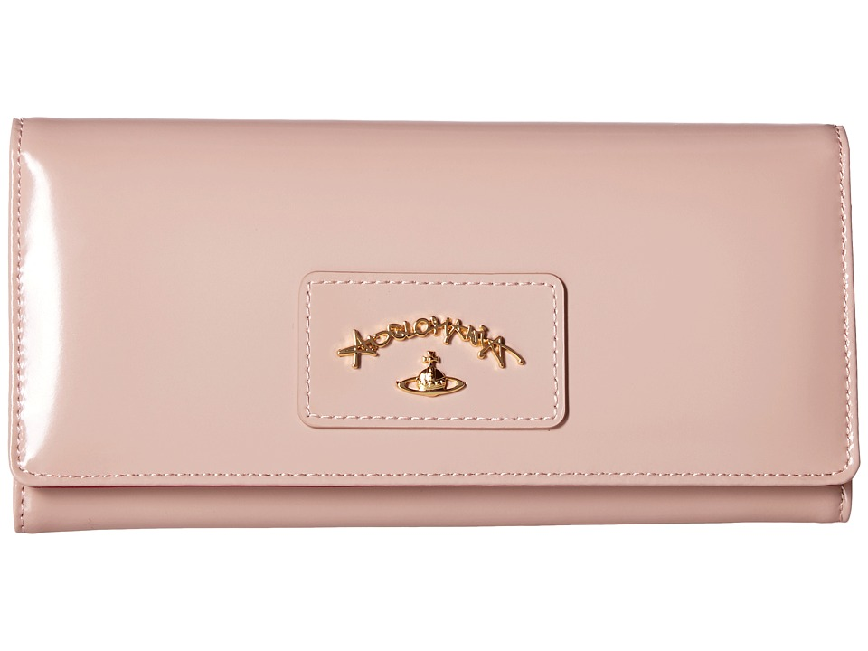 Vivienne Westwood - Wallet Newcastle Purse (Rose) Wallet Handbags