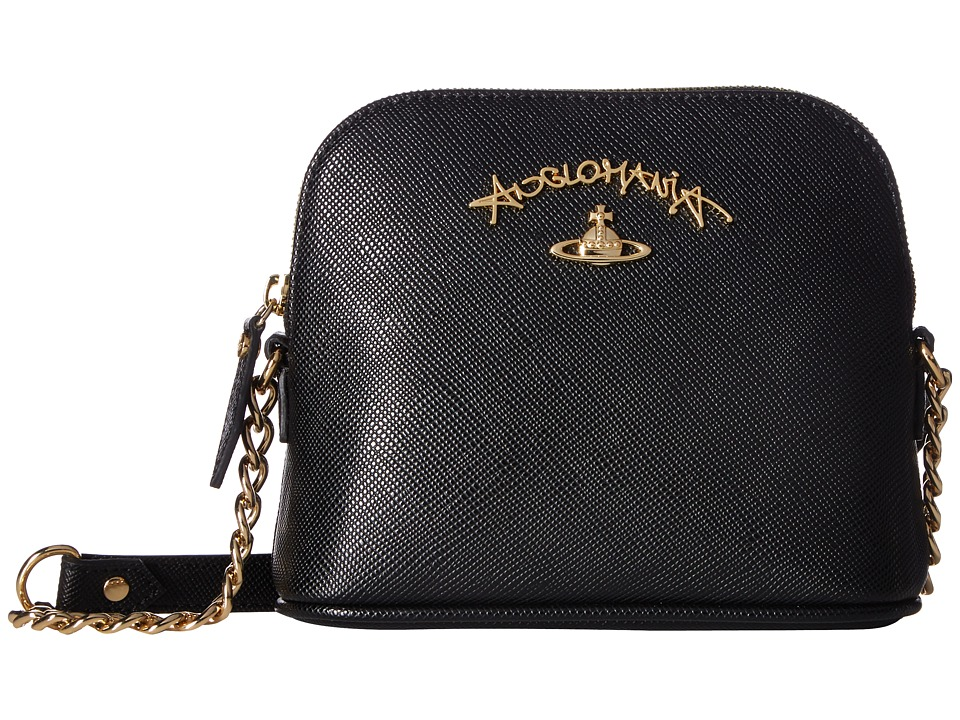 Vivienne Westwood - Bag Divina (Black) Handbags