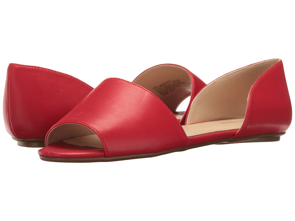 Nine West - Broken (Dynasty Red) Women's Flat Shoes