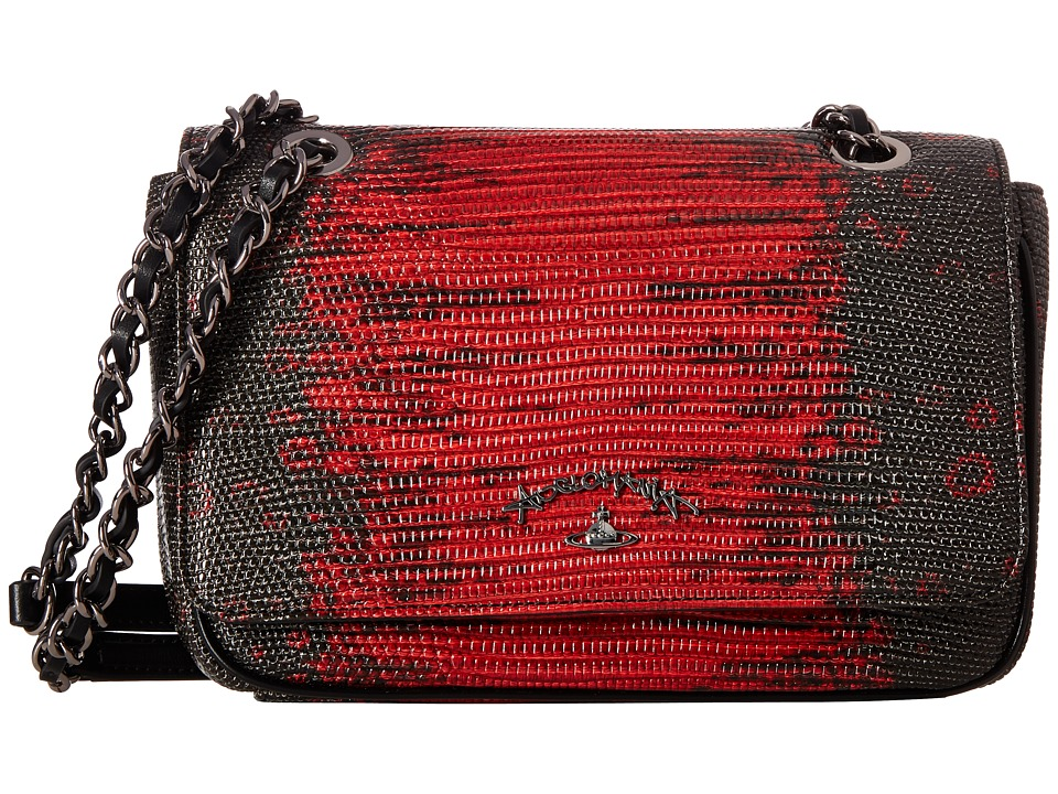 Vivienne Westwood - Bag Leeds (Red) Handbags