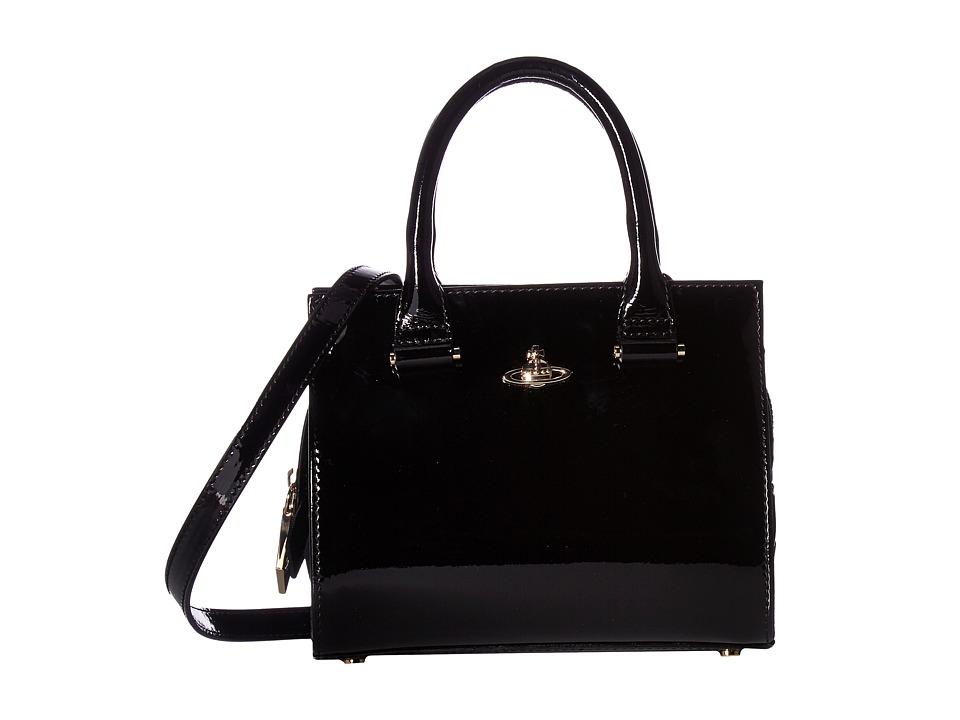 Vivienne Westwood - Bag Margate (Black) Handbags