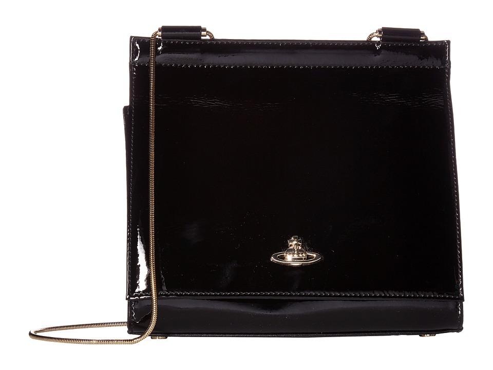 Vivienne Westwood - Margate Bag (Black) Handbags