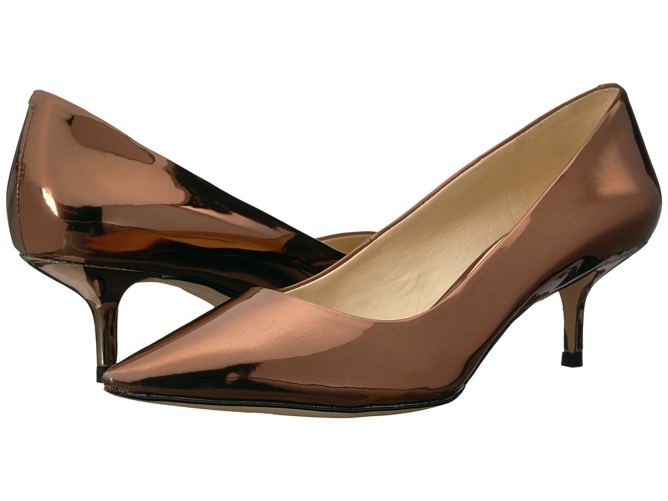 Nine West - Franco (Bronze Synthetic) Women's Shoes