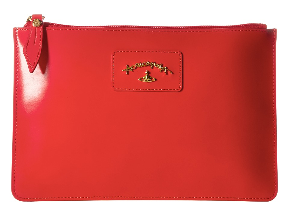 Vivienne Westwood - Pouch Newcastle (Rose) Wallet Handbags
