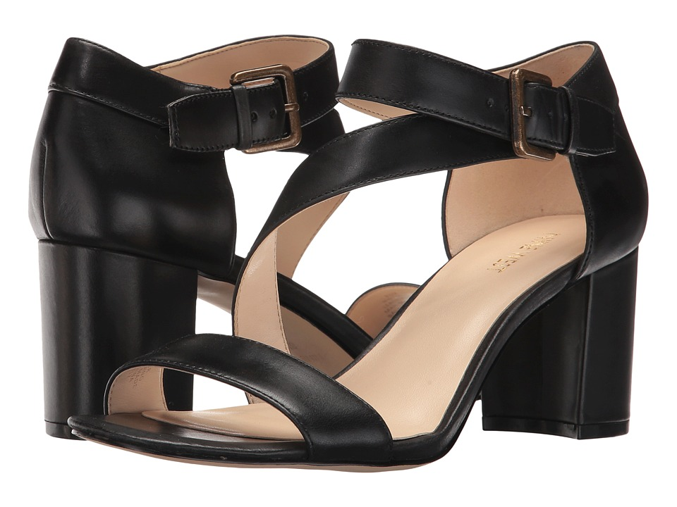 Nine West - Talen (Black Leather) Women's Shoes