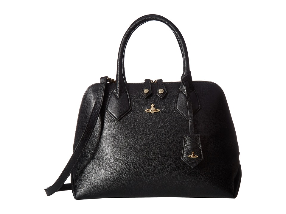 Vivienne Westwood - Handbag Balmoral (Black) Handbags