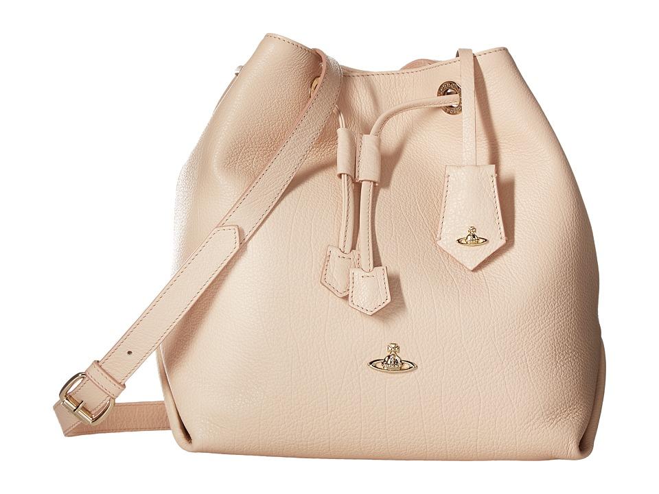 Vivienne Westwood - Bucket Balmoral (Pink) Handbags