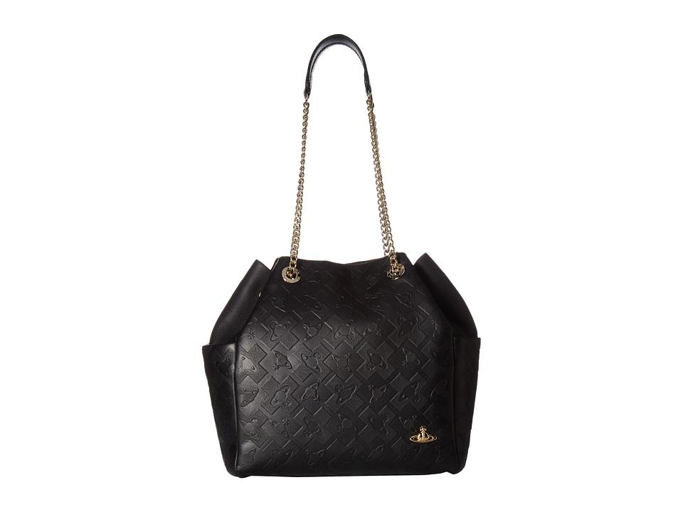 Vivienne Westwood - Bucket Bag Harrow (Black) Handbags