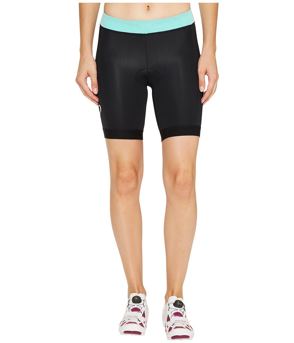 Pearl Izumi - Select Pursuit Tri Shorts (Black/Aqua Mint) Women's Shorts