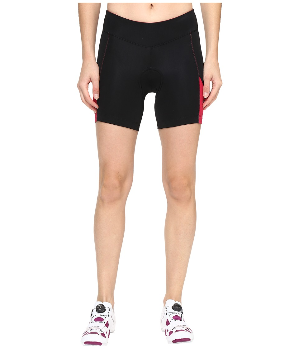 Pearl Izumi - Sugar Shorts (Black/Cerise) Women's Shorts