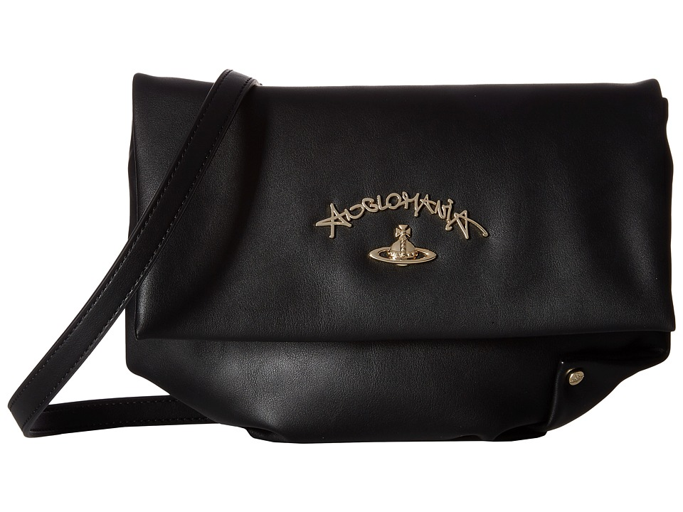 Vivienne Westwood - Small Bag Llandudno (Black) Handbags