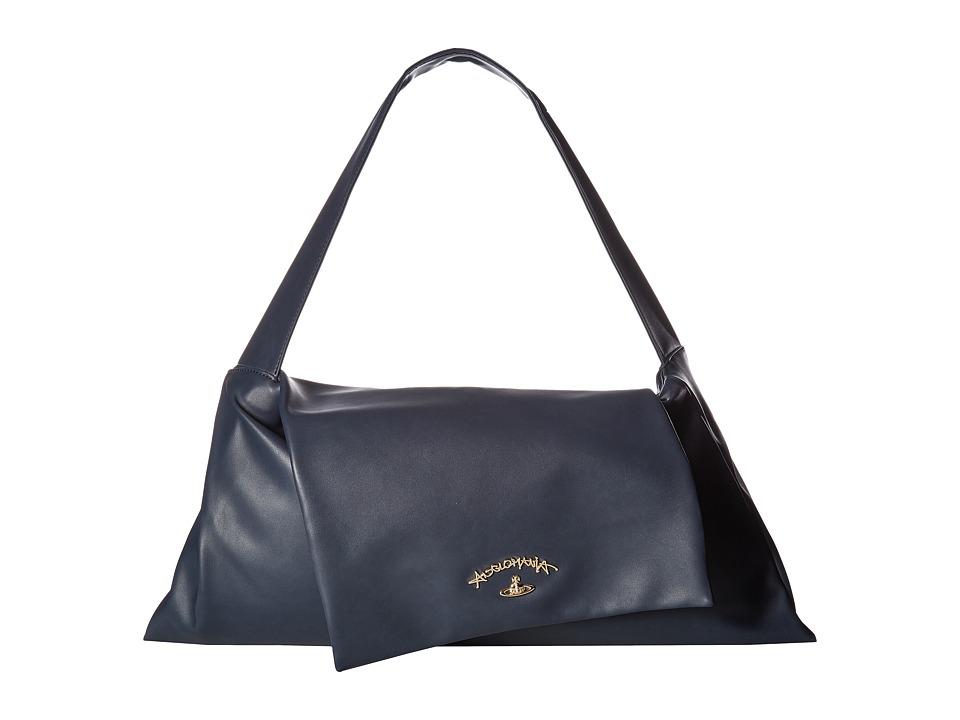 Vivienne Westwood - Large Bag Llandudno (Blue) Handbags