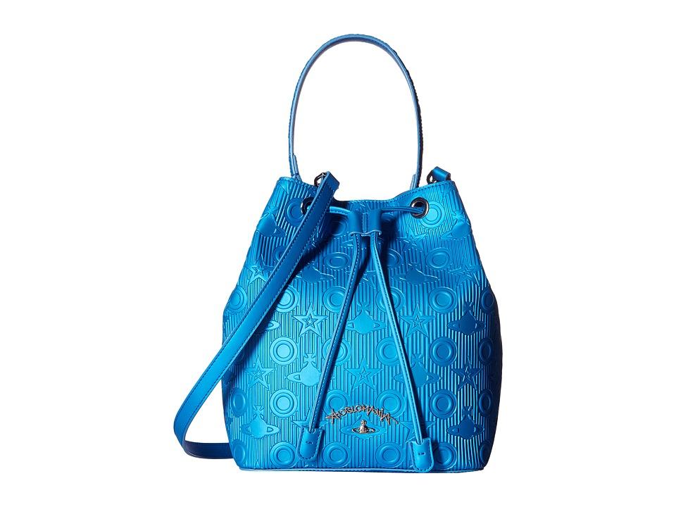 Vivienne Westwood - Bucket Chilham (Blue) Handbags