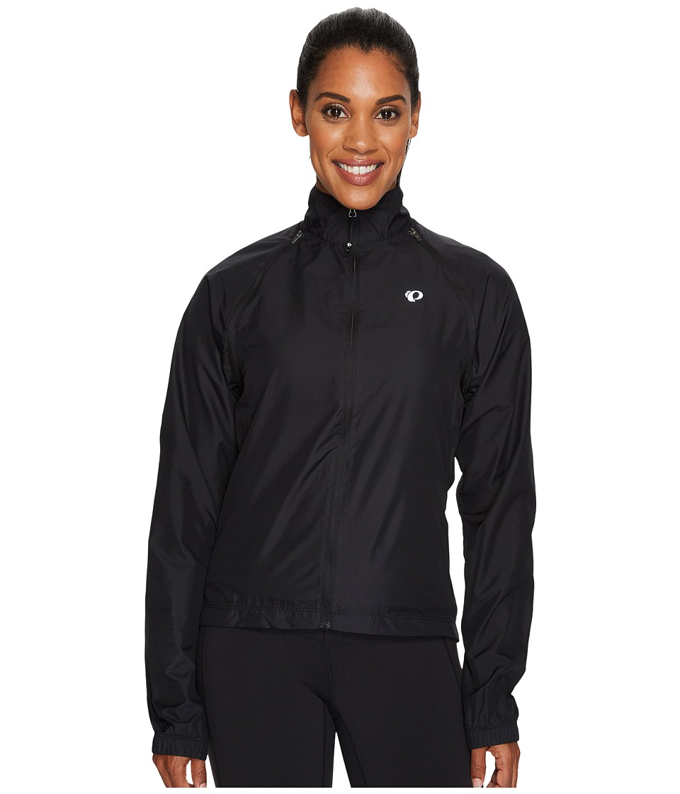 Pearl Izumi - Select Barrier Convert Jacket (Black) Women's Coat