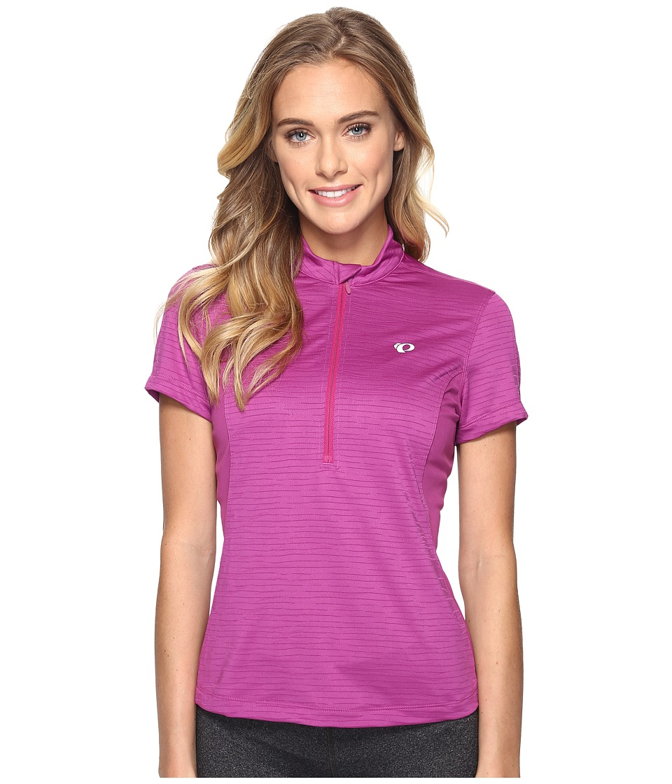 Pearl Izumi - Ultrastar Jersey (Purple Wine) Women's Clothing