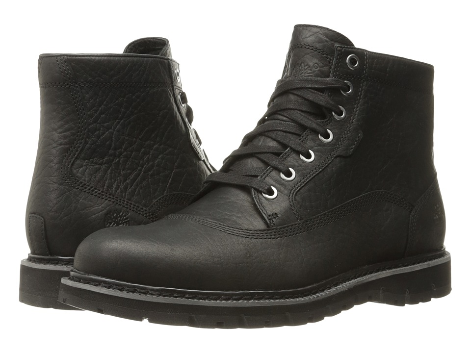Timberland - Britton Hill Chukka (Black) Men's Shoes