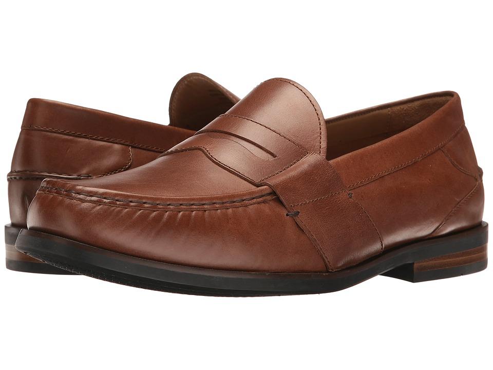 Cole Haan - Pinch Buchanan Penny II (Papaya) Men's Shoes