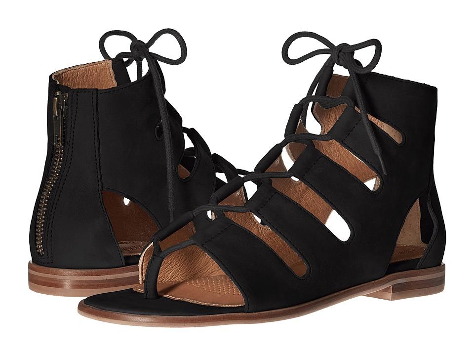 Corso Como - Sunrise (Black Nubuck) Women's Shoes