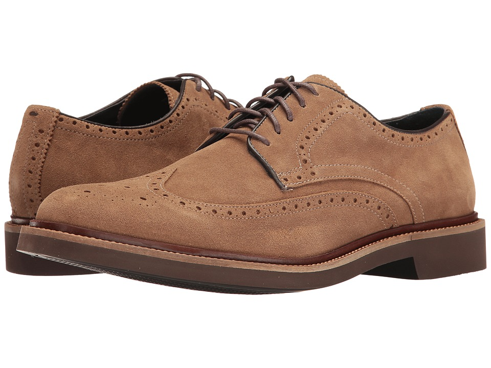 Cole Haan - Monroe Wing Ox II (Transient Suede) Men's Lace up casual Shoes