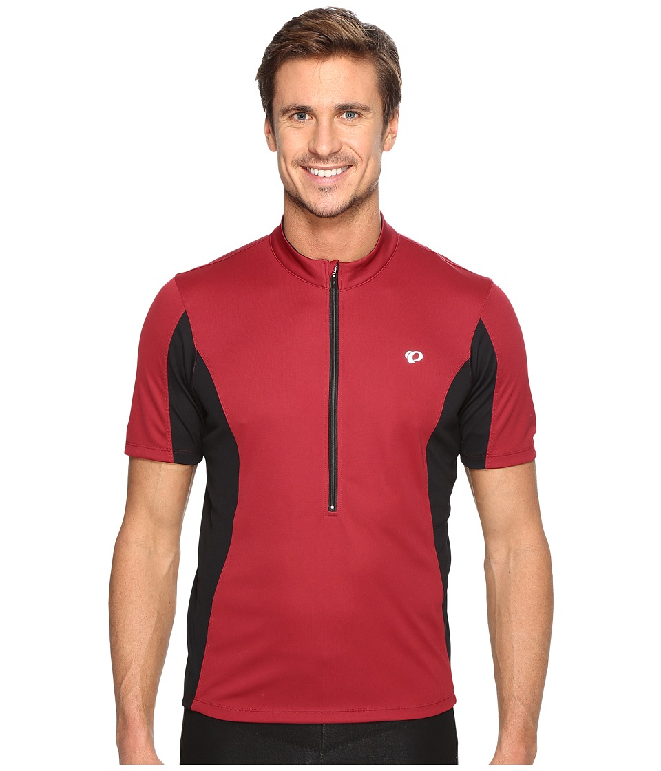 Pearl Izumi - Select Tour Jersey (Tibetan Red/Black) Men's Clothing