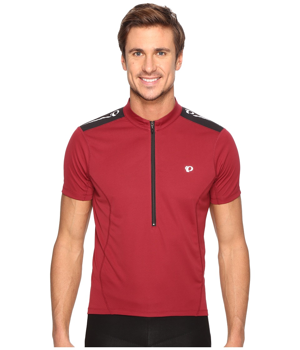 Pearl Izumi - Select Quest Short Sleeve Jersey (Tibetan Red) Men's Clothing