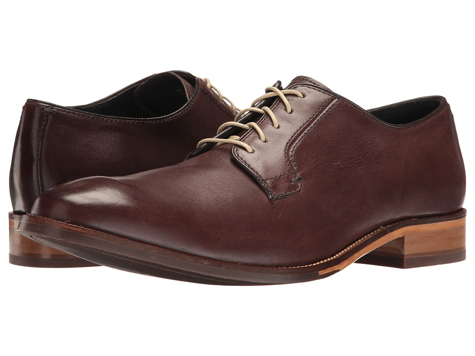 Cole Haan - Williams Postman Plain II (Chestnut) Men's Shoes