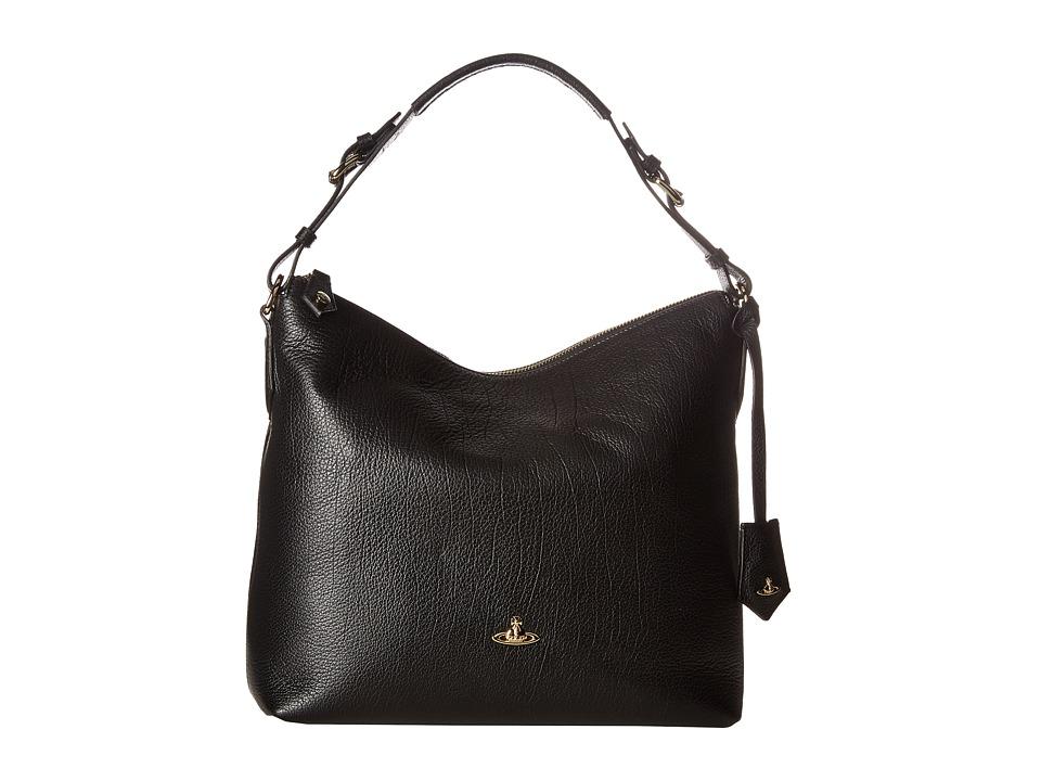 Vivienne Westwood - Hobo Balmoral (Black) Hobo Handbags