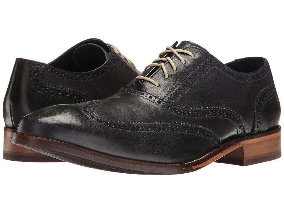 Cole Haan - Williams Wing II (Navy Ink) Men's Shoes