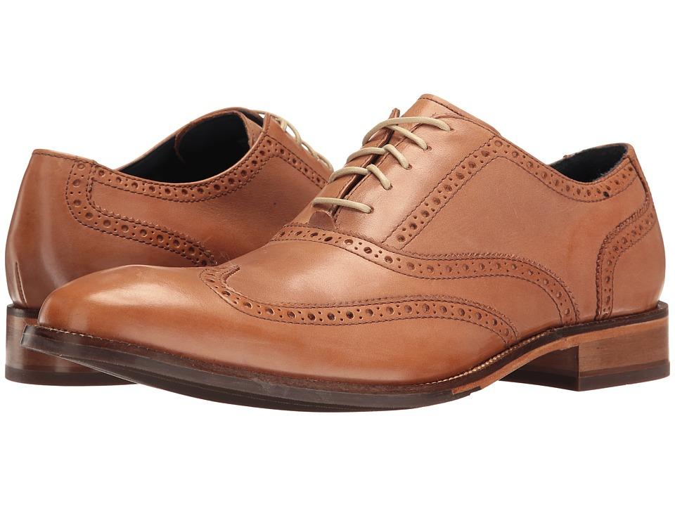 Cole Haan - Williams Wing II (Pecan) Men's Shoes