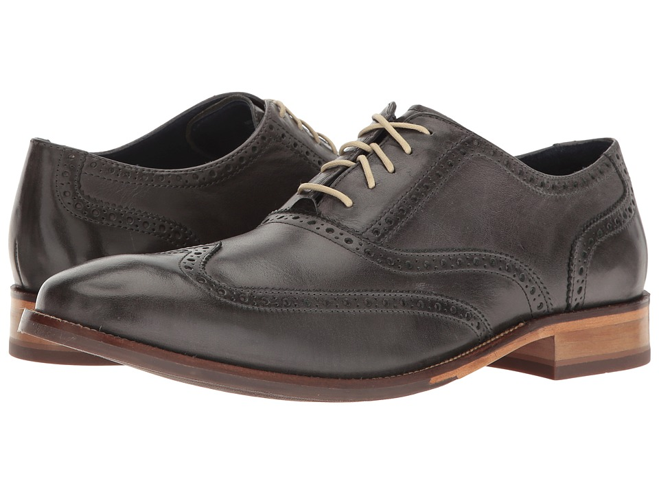 Cole Haan - Williams Wing II (Magnet) Men's Shoes
