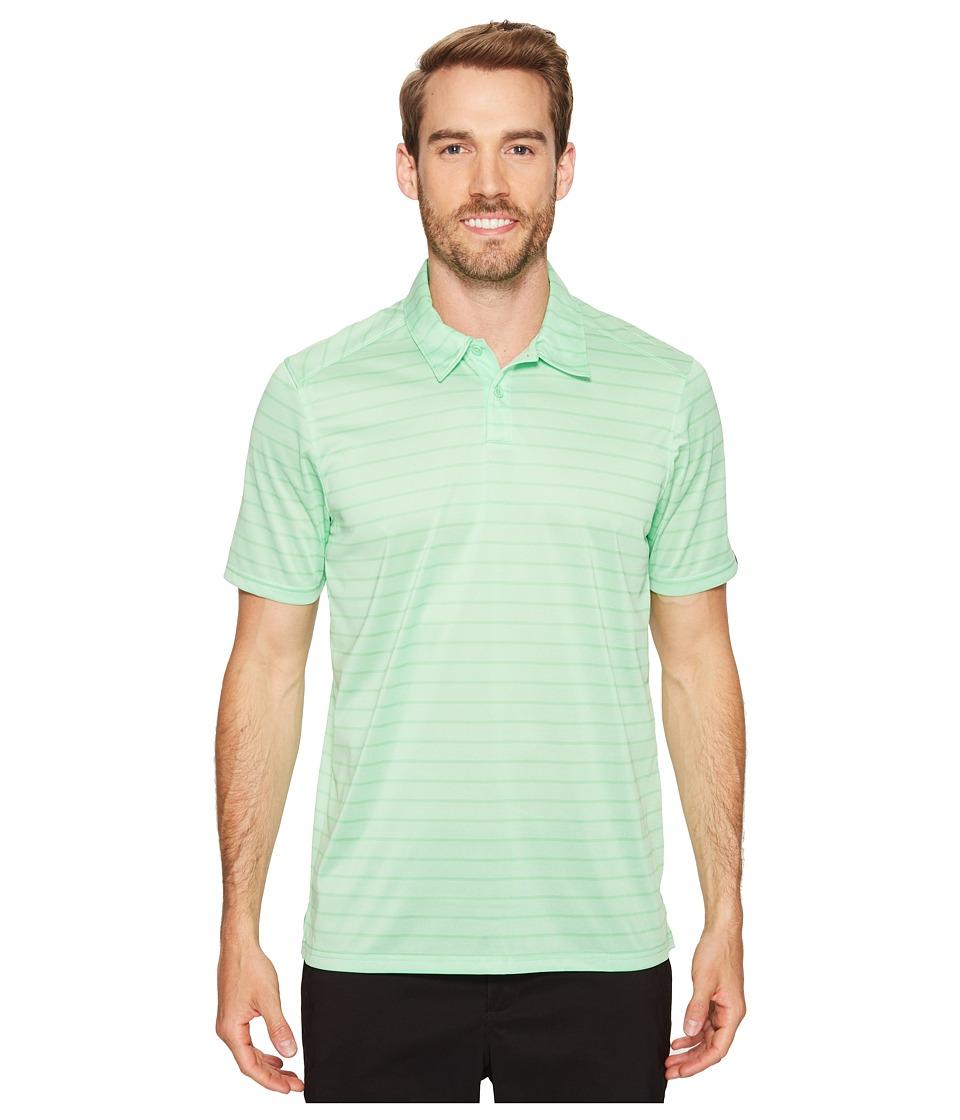 Oakley - Top Stripe Polo (Viper) Men's Clothing