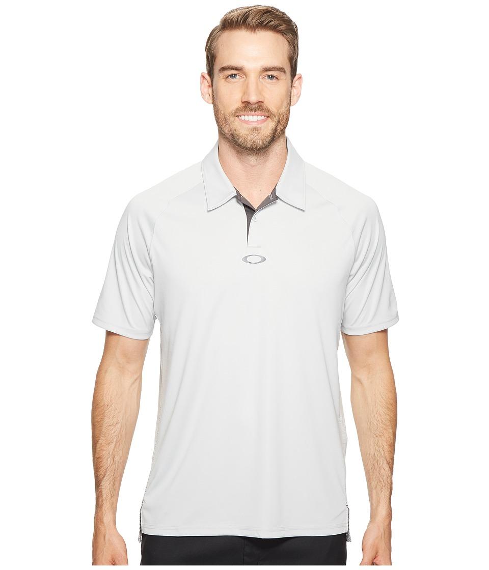 Oakley - Theory Polo (Light Grey) Men's Clothing