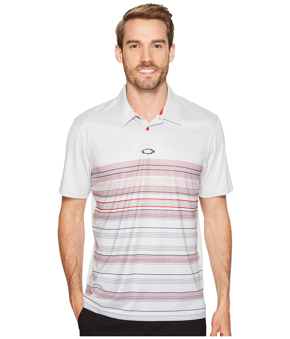 Oakley - High Crest Polo (Red Line) Men's Clothing