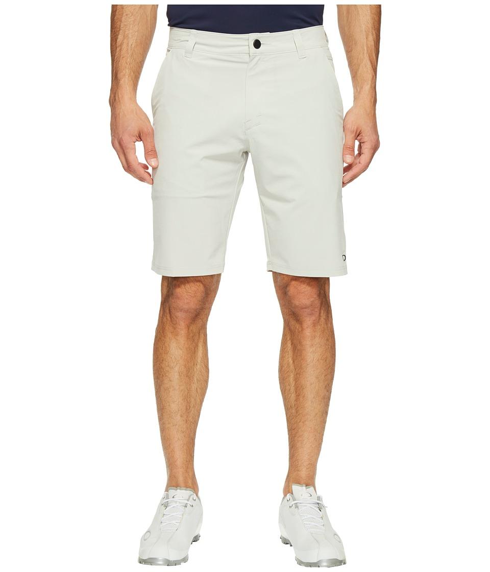Oakley - Stance Two Shorts (Light Grey) Men's Shorts